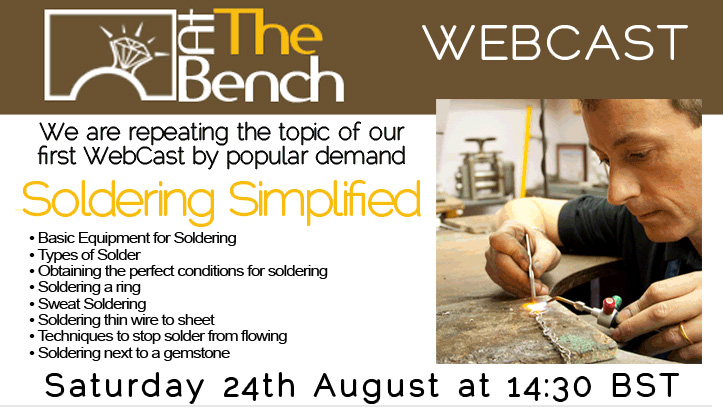 WebCast on Soldering Simplified