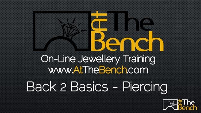 WebCast 22nd March 2014 Piercing Basics