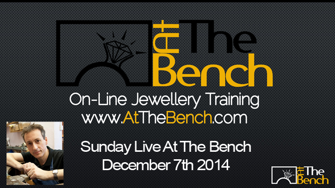 Sunday Live At The Bench