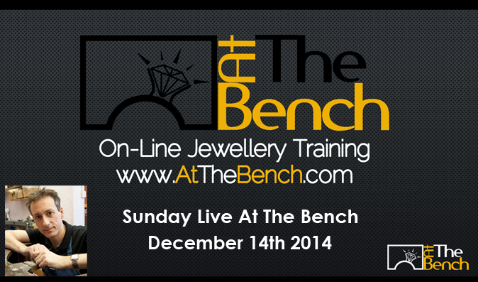 Sunday Live At The Bench 14th December 2014