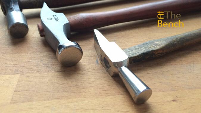 Polishing Hammer Faces
