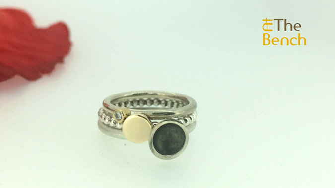 20 Minute Stacker Ring