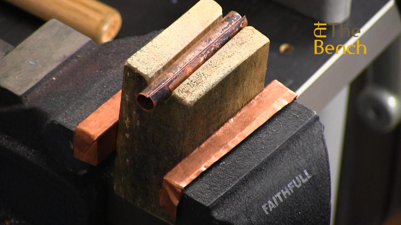 Making a Copper Tube