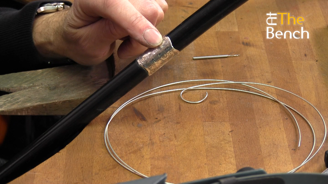 Walking Stick Repair